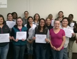 Health and Safety for Caregivers training class in Hobbs